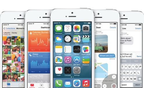 Apple moves into digital health-tracking market