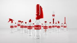 To cap it all: Coca-Cola gives plastic bottles a second life