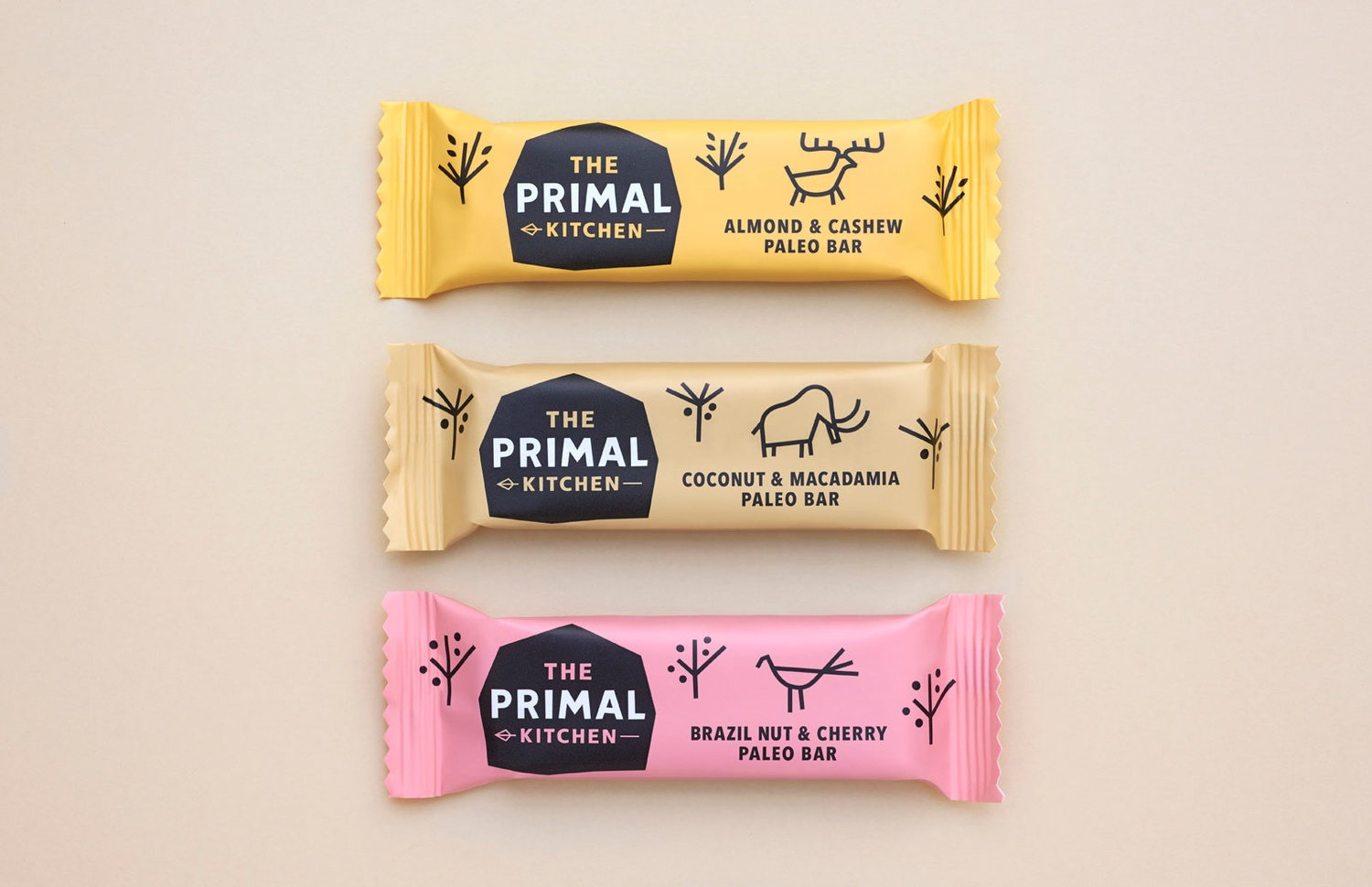 Are Caveman Bars Healthy : Lsn news caveman snacks new health bars for the paleo diet