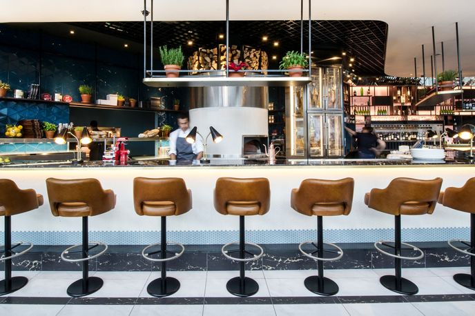The Perfectionist's Cafe at T2 Heathrow