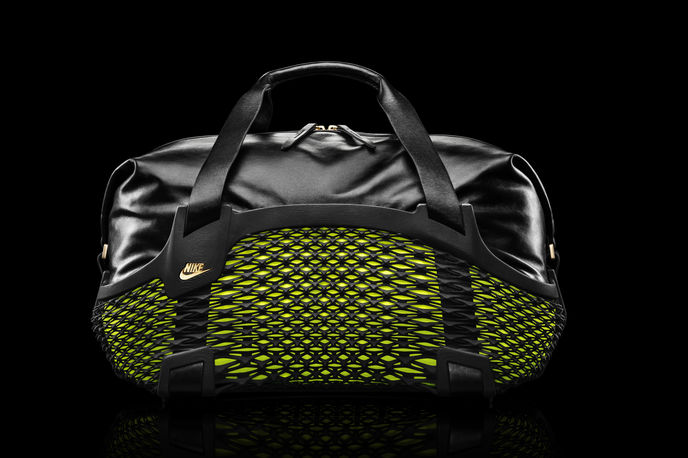 3d printed world cup bag by Nike