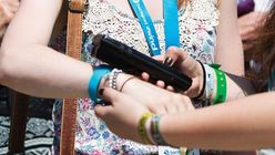 Barclaycard keeps in touch with new pay band technology