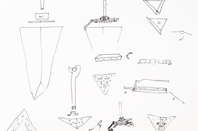 Triangular Series by Jamie Zigelbaum
