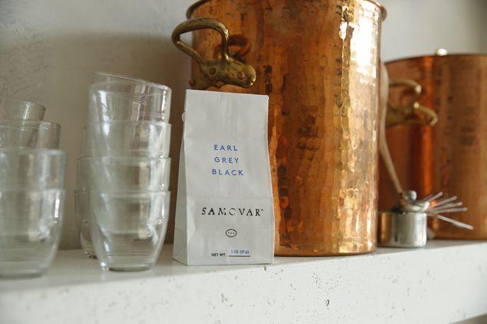 Samovar Tea, San Francisco, USA