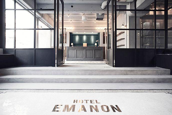 Hotel Emanon, Toyko