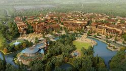 Luxury outlet shopping village opens in China