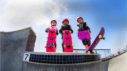 Pink posse: Documentary fights gender stereotypes in skateboarding
