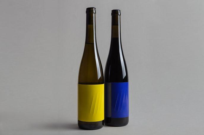 Feroz wine by Franziska Studio