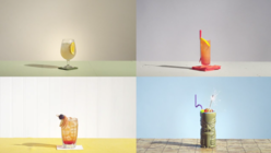 Summer loving: Magazine and clothing brand come together on mixology film