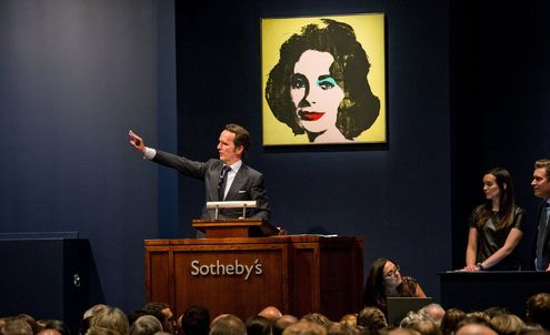 Lsn Big Ideas Sotheby S And Ebay Join Forces To Live Stream Online Art Auctions