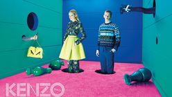 K-pop: ​A darkly comic advertising campaign from Kenzo