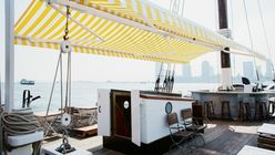 Ship shape: Old fishing vessel becomes New York oyster bar