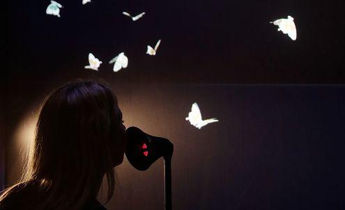 Artists hack into Barbican Digital Revolution exhibit