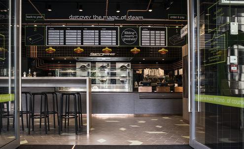 London's first steam-only restaurant opens on Baker Street
