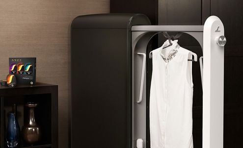 Swash offers ironing-free option for home laundering