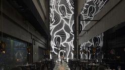 G-force: Restaurant merges art, technology and luxury
