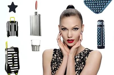 Neiman Marcus and Target Holiday 2012 advertisement