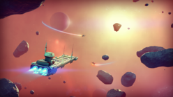 Reaching for the stars: Gamers await infinite possibilities of No Man's Sky