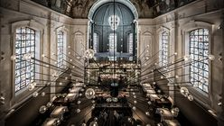 Far from plain: Antwerp restaurant The Jane offers design spectacle