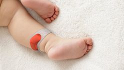 US start-up Sproutling to sell wearable baby monitor