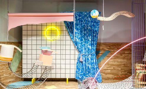 Anna Lomax: Set design