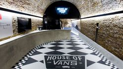 London delivery: House of Vans opens second space at Waterloo