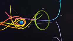 Citizen science: Google Creative Lab visualises a spacecraft's journey