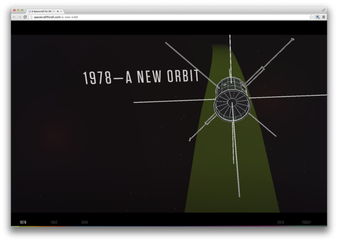 A Spacecraft For All by Google Chrome