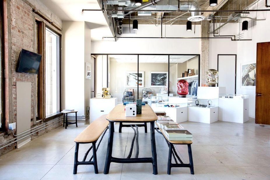 Lsn News Boys Only Luxury Retail Space Merges Art And Retail