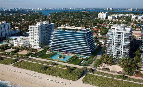 Fendi lends its name to Miami luxury development