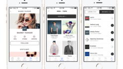 Style springboard: Mobile shopping app brings together brands and consumers