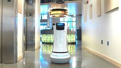 Robots brought into service at Aloft Hotels in California