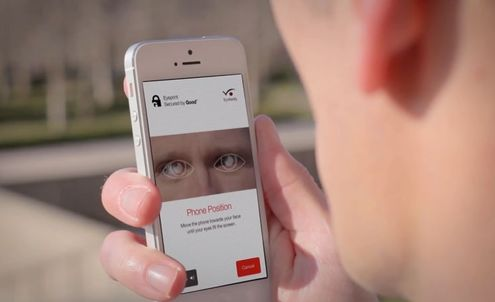 New password technology uses blood vessels in eyes