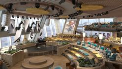 Royal Caribbean International launches smart ship