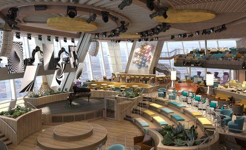 Royal Caribbean International launches smart ship