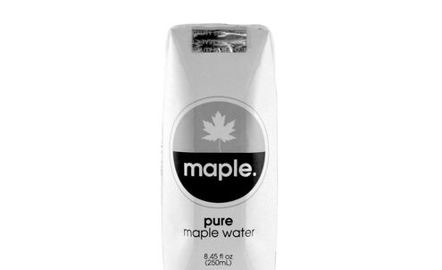 Could maple sap be the new coconut water?