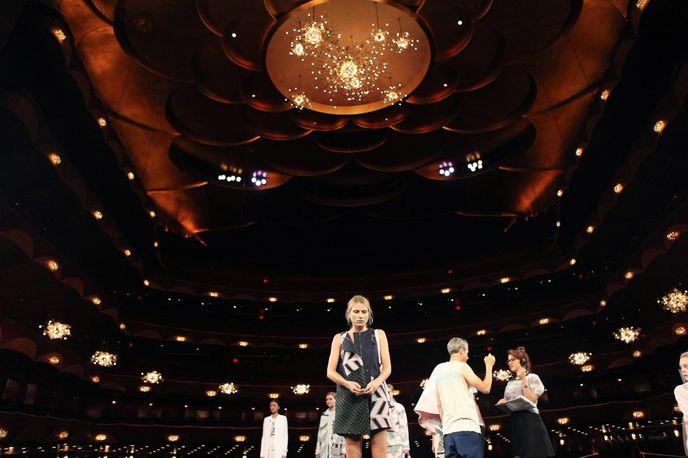Opening Ceremony, NYFW