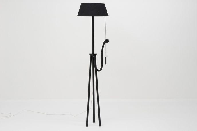 Angry Lamp, Weng Xinyu