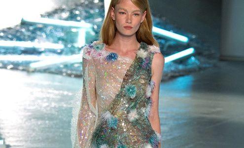 New York Fashion Week spring/summer 2015