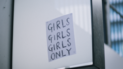 Girls club: Pop-up gallery curates show from a different point of view