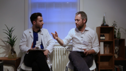 Interactive viewing: Designer makes films more like conversations