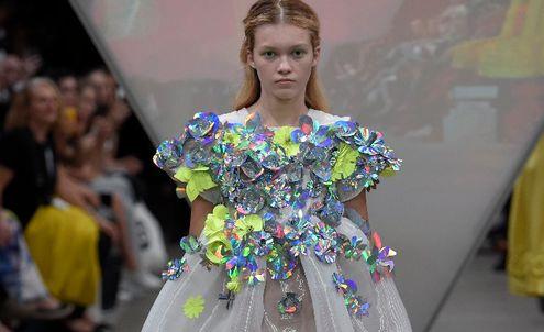London Fashion Week spring/summer 2015
