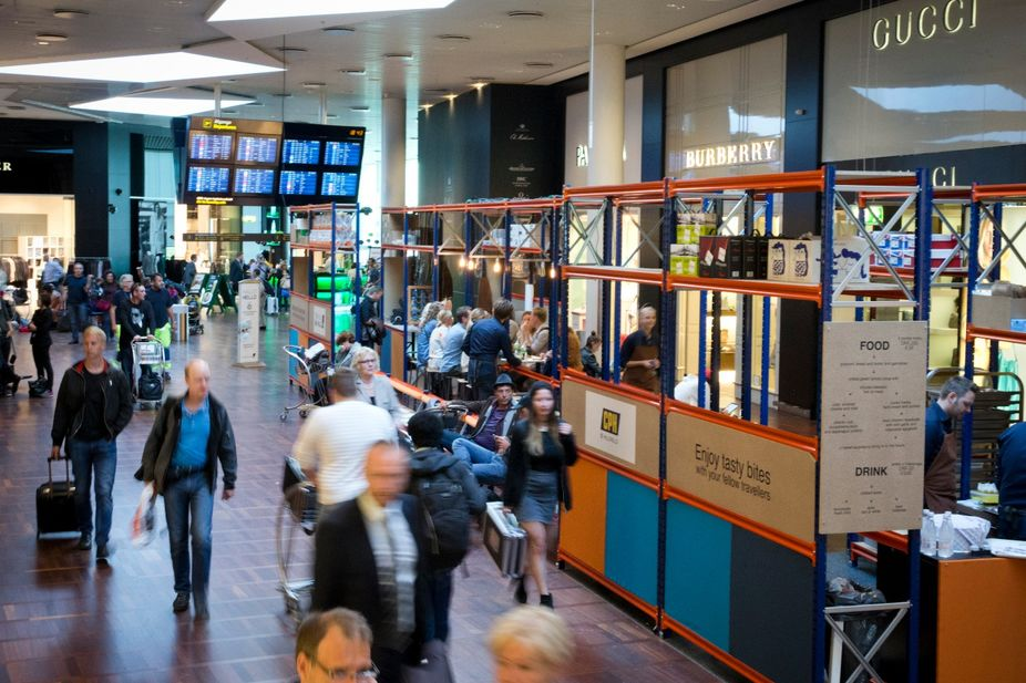 LSN : News : Come dine with me: Airport pop-up restaurant brings