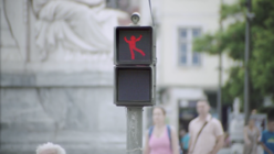 Smart car campaign encourages safety with dancing pedestrian crossing lights