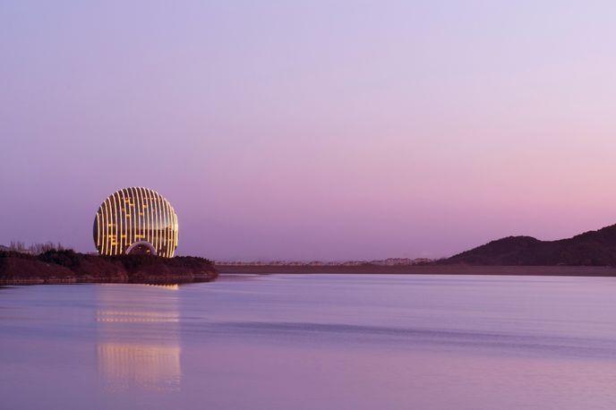 The Sunrise Kempinski Hotel, Bejing