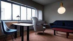 In with the old: Jaime Hayon re-imagines room 506 at the Radisson Blu Royal Hotel