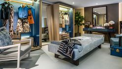 Living quarters: Louis Vuitton creates pop-up apartment in Hong Kong