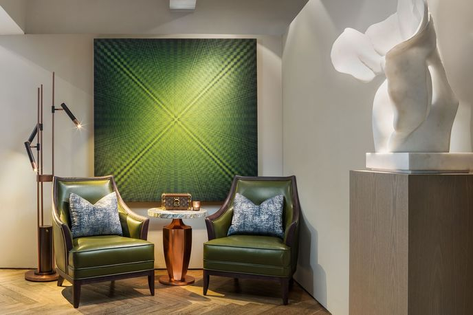 Louis Vuitton L'Appartement by André Fu, Hong Kong.