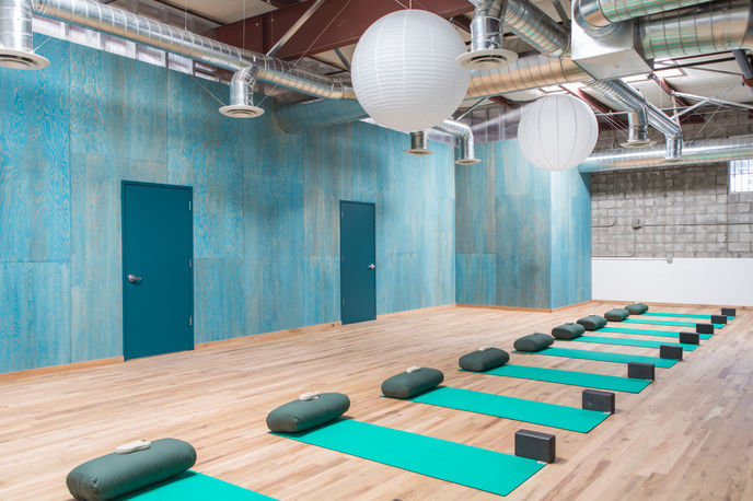 The Springs, Holistic Wellness Centre by 'Design, Bitches', Los Angeles. Photography by Laure Joliet