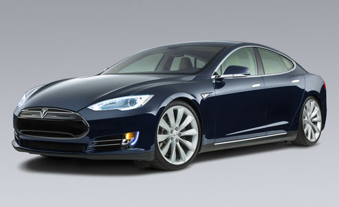 Tesla introduces autopilot system for Model S sedan